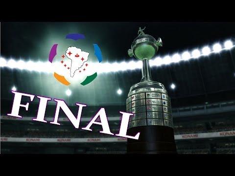 PES 2014 - Copa Libertadores Final | Full HD