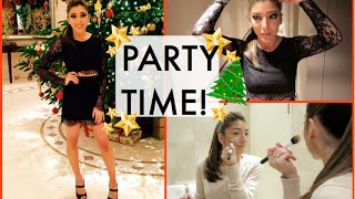 PARTY TIME & Outside My Comfort Zone | Amelia Liana Thumbnail