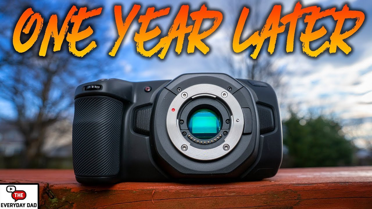 Is The Blackmagic Pocket Cinema Camera 4k Worth Buying One Year After Release Youtube