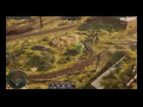 IRON HARVEST   New Gameplay Trailer Steampunk World War 1 Game 2019 |