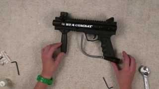 Розбирання і збірка BT-Combat 4