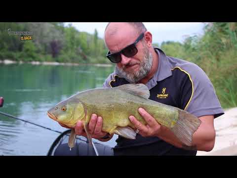 Feeder Fishing - Fiume Mincio (Browning)