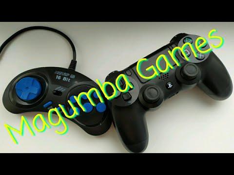 #1. Magumba TV - Топ 5 игр на Sega, или назад в прошлое.