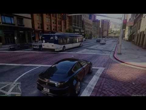 Grand Theft Auto V: Toddyhancer test (WIP)