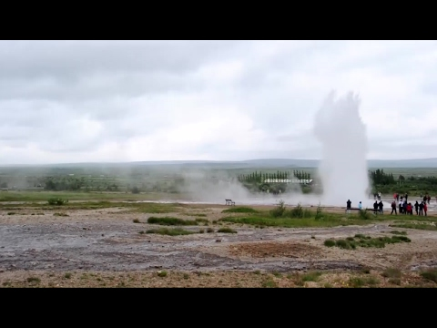 Iceland - the Golden Circle with all Icelandic miracles of nature