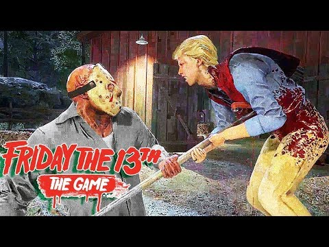 JASON GERİ DÖNDÜ ! | FRIDAY 13th THE GAME