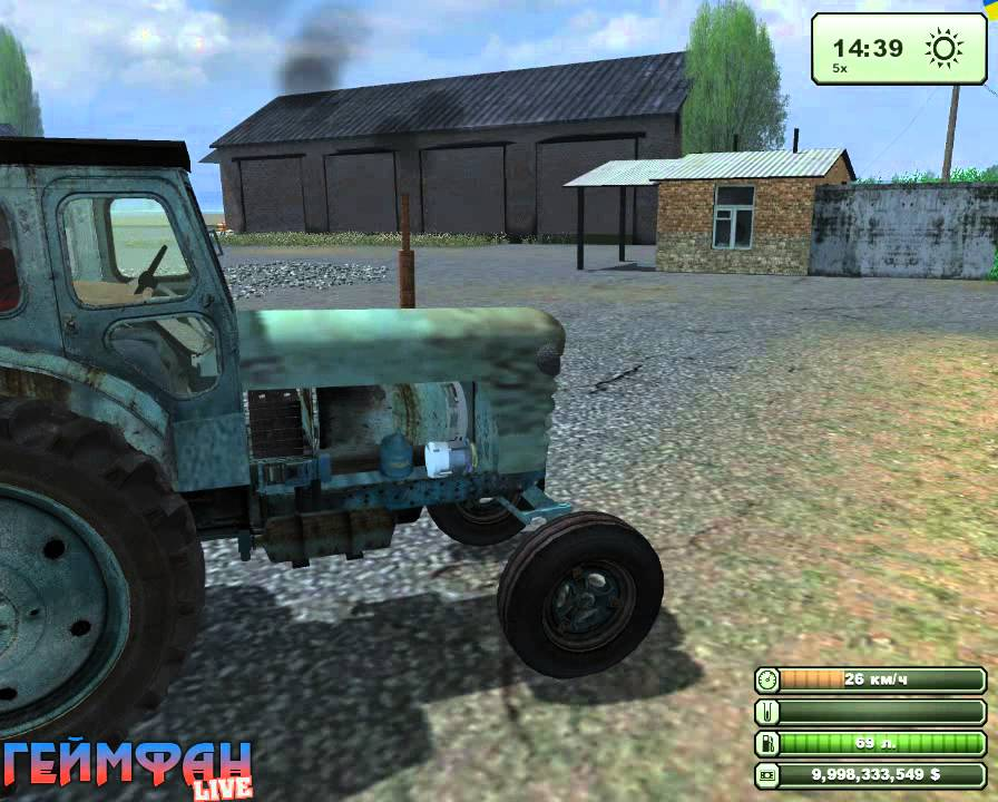 скачать бесплатно ферма симулятор 2013 бесплатно русская версия на компьютер - фото 9