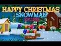 Happy Christmas Snowman Escape walkthrough - First Escape Games..