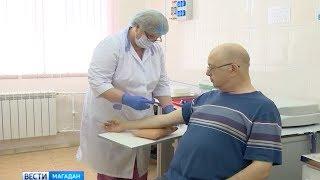 Диагностика крови за полчаса новым прибором