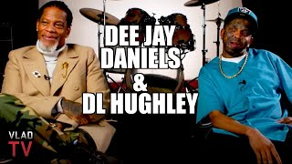 DL Hughley on Picking Dee Jay Daniels to Play His Son 'Michael' on The Hughleys Sitcom (Part 2)