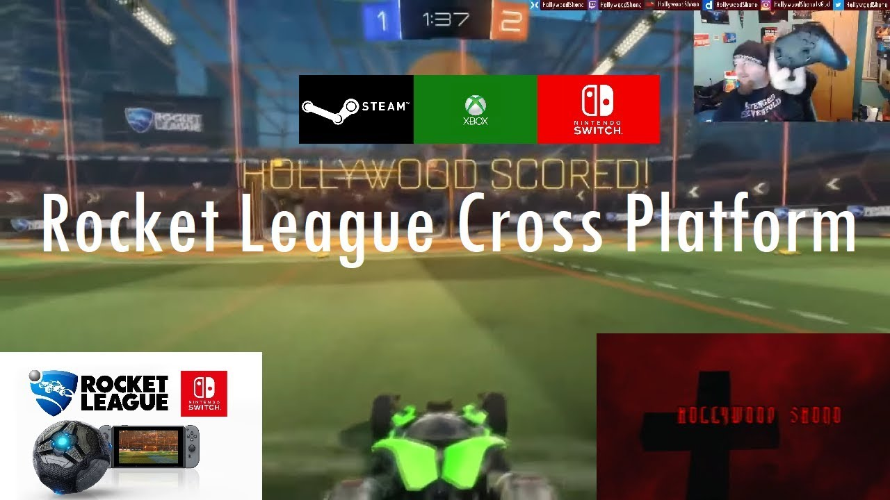 Matchmaking rocket league cross platform