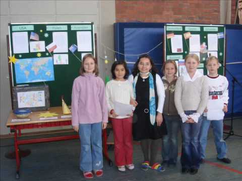 wir waren die beste Klasse 4c; Grundschule St.Martin 2006