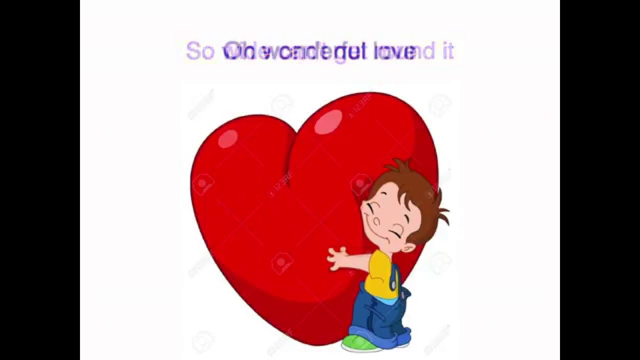 Jesus Love is Very Wonderful ~ Julia Plaut ~ lyric video