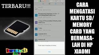Download lagu Cara Mengatasi Kartu SD Yang Bermasalah Di HP Xiaomi