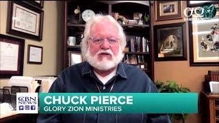 Chuck Pierce, profeție de Paste, 2020