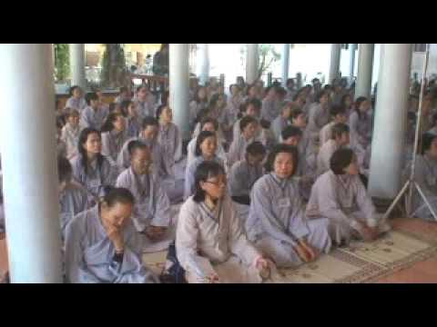 Lam Chu Con Gian 1/2 - DD Thich Phuoc Tien
