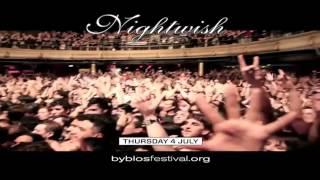 Nightwish @ Byblos 2013 TVC