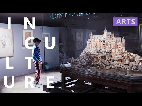 The Mont Saint-Michel: digital perspectives on the model | Microsoft In Culture