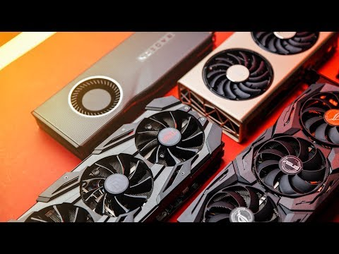 IT WAS AN EPIC BATTLE RX 5700 XT 5700 Roundup