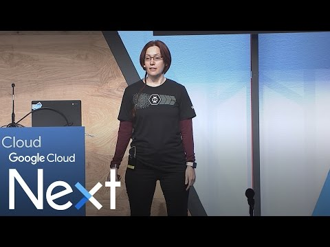 Data processing: Achieving optimal performance automatically (Google Cloud Next '17)