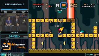 Super Mario World by mystakin in 1:37:40  GDQx 2019