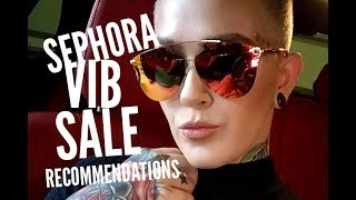 2018 VIB Sale Wishlist & Recommendations