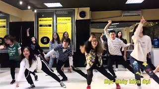 [Học nhảy hiện đại] Giáo viên Trần Linh cùng lớp Hiphop Choreography C35