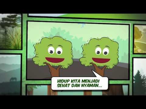 1 PAUD Lagu Lingkungan Alam Rindang
