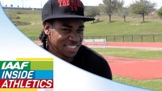 IAAF Inside Athletics - Season 3 - Episode 06 - Yohan Blake