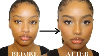 BEGINNER MAKEUP TUTORIAL | NATЏRAL AND EASY MAKEUP TO ENHANCE YOUR FEATURES
