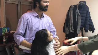 Meeting with Barun Sobti/ Is pyar ko kya naam doon/ Elina Smile/ Maccoffee Bollywood Film Festival