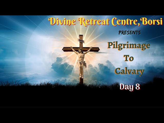 Pilgrimage to Calvary 2021 - Day 8