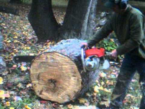 Stihl 070 | This Old Chainsaw | Home