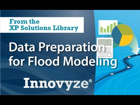 Data Preparation for Flood Modeling