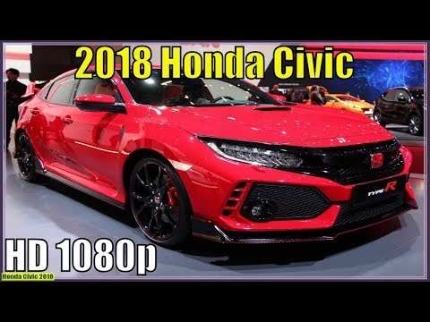 2018 Honda Civic Review - Everything a compact car should be, with only a few caveats