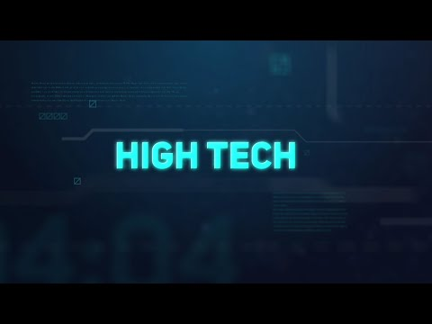 Motion Designer Tutorial : High tech intro opener After Effects tutorial - No plugin