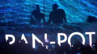 Pan - Pot - Inicio de Set @ Time Warp - Buenos Aires 2015 [ HD ]