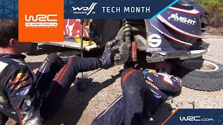 WRC Tech Month 2020: ONBOARD TOOLKITS