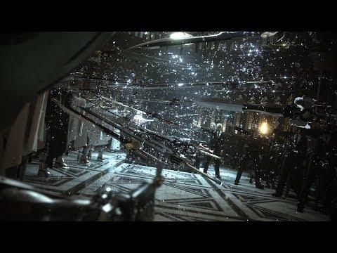 Kingsglaive: Final Fantasy XV - Treaty Signing Re-Edit Test (OMNIS LACRIMA)