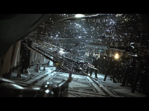 Kingsglaive: Final Fantasy XV - Treaty Signing Re-Edit Test (OMNIS LACRIMA)
