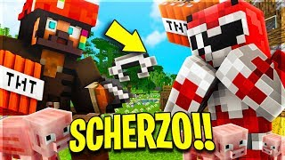 SUPER SCHERZO AD ANIMA! - Minecraft ITA Server ANIMA