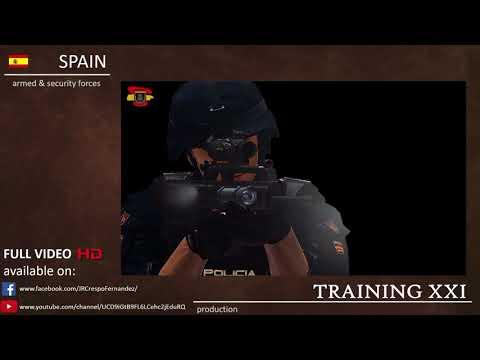 Cuerpo Nacional de Policía/National Police Corps - ARMA 3 Machinima