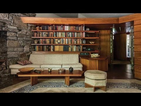 Exploring the Last Frank Lloyd Wright Homes in Their Original Owners' Hands