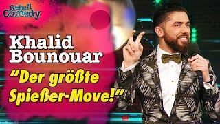 Khalid Bounouar – Anführungszeichen