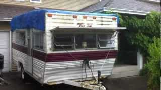 "Wannabe Handy Andy Ep. 01 - Restoring A 1976 Prowler Travel Trailer ""The Walkthrough"""
