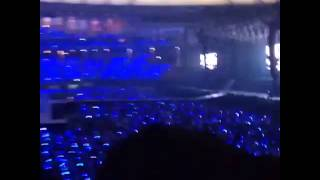130727 SS5 Tokyo Day 1 - Sapphire Blue Ocean + Song For You
