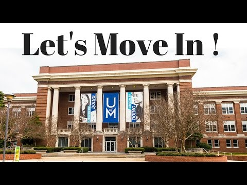 Journi With Jai (College Vlog)  | Episode 7 | MOVE IN DAY - University Of Memphis |