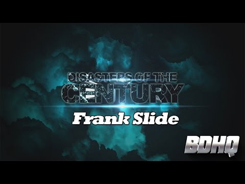 Frank Slide - Disasters of the Century