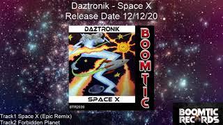Daztronik - Space X
