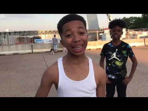 #KIDGOALSS YOUNGHITZ SKRT CHALLENGE FT  J'Den